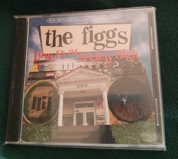 The Figgs - Low-fi At Society High - Indie Rock