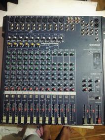 Mesa De Som Yamaha Mg 166c- Usb