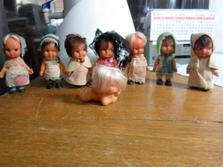 Muñecas Mini Puky