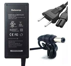 Fonte Carregador Cce Ultra Thin U25 19v 2,1a 5.5x2,5mm -aa11