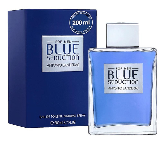 Perfume Blue Seduction 200ml Antonio Banderas