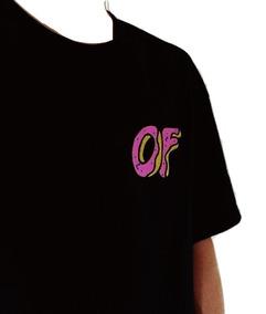 Camiseta Odd Future Of Alien Grizzly Diamond !!! Bordada !!!