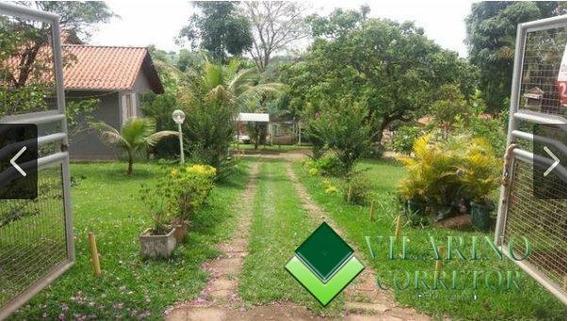 Sitio Em Condomínio - Porteira Fechada Em Juatuba - Maravil - 2421v