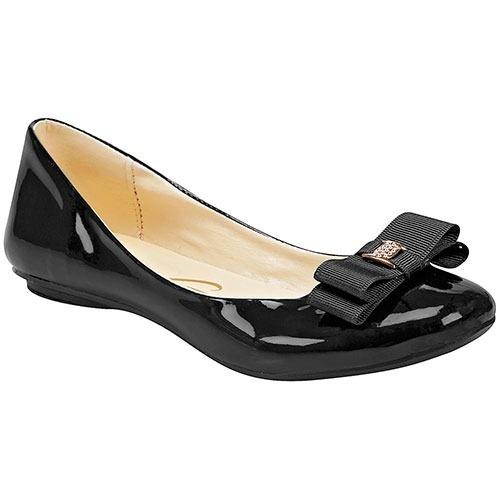 Moño Para Negro Decorativo Dama Con Zapato Charol j5qA3L4R