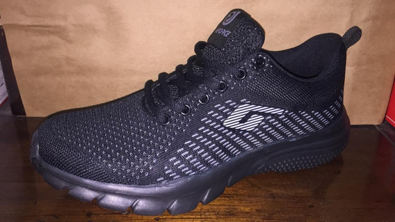 Zapatillas Pro Force Negras