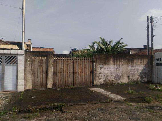 Terreno, Cidade Naútica, São Vicente - R$ 250 Mil, Cod: 507 - V507