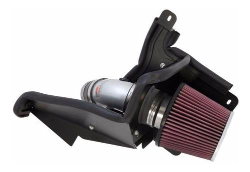 Filtro Ar K&n Kit Intake Ford Focus 2.0 2012 69-3517