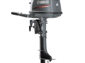 Motor De Popa Yamaha 4 Hp Acmhs 2 Tempos (mg)