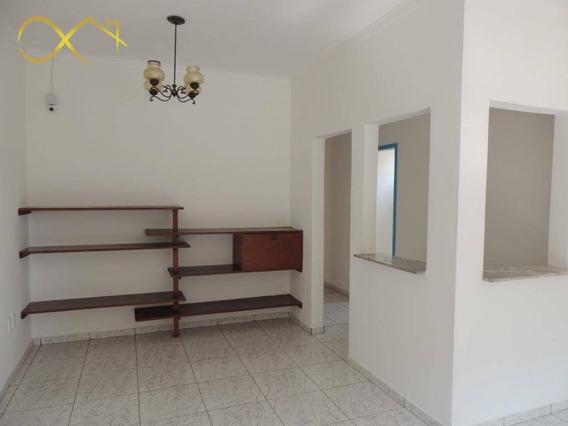 Casa Comercial Com 8 Salas Para Alugar, 300 M² Por R$ 6.600/mês - Jardim Vista Alegre - Paulínia/sp - Ca1762