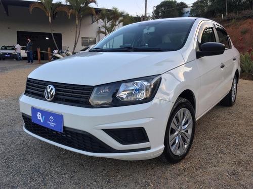 Imagem 1 de 9 de Volkswagen Voyage 1.6 Msi Total 2020