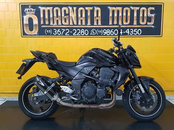 Kawasaki Z 750 - 2010 - Km 22.000 - Preta