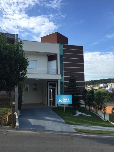 Imagem 1 de 16 de Sobrado No Condomínio Golden Park Residence Ii - Cc00159 - 68804766