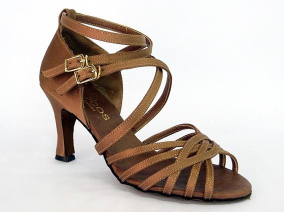 Zapatos De Baile Salsa Bachata Tango Darcos Larita 2