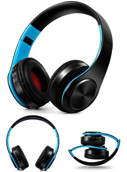 Fones De Ouvido Estéreo Microfone, Bluetooth, Pronta Entrega