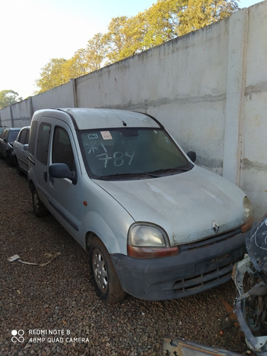 Sucata Renault Kangoo 1.6 16v