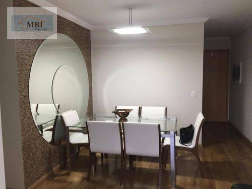 Imagem 1 de 23 de Apartamento Tatuapé - Ap1306
