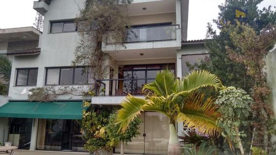 Sobrado Residencial À Venda, Anchieta, São Bernardo Do Campo - So0414. - So0414
