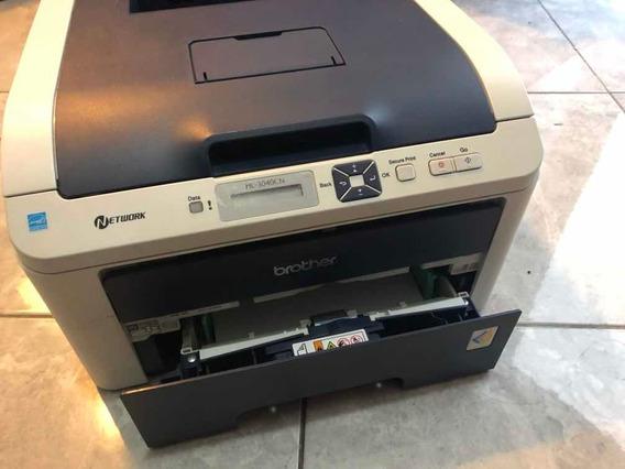Impressora Brother 3040cn Colorida