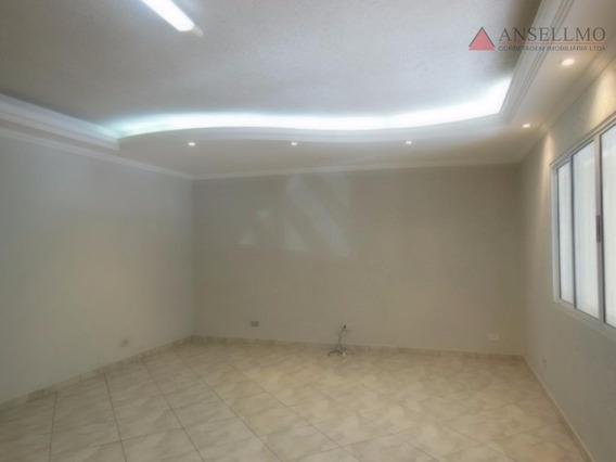 Casa Assobradada Residencial Ou Comercial, Centro, São Bernardo Do Campo. - Ca0269