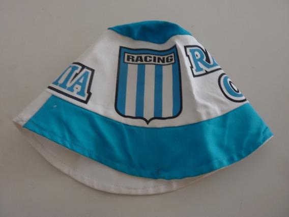 Mdp - Antiguo Gorro Piluso De Racing Club