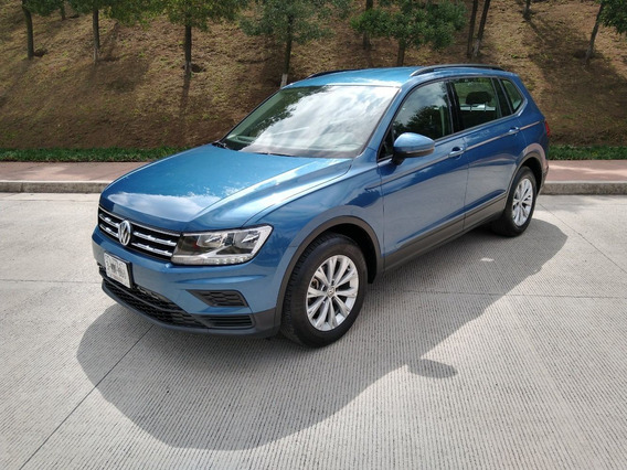 Volkswagen Tiguan 1.4 Trendline Plus At 2018