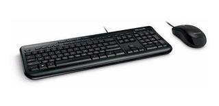 Combo Microsoft Teclado + Mouse 600 - 3j2-00008