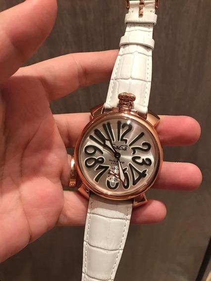 Promoção Relógio Gaga Milano Njr Trabalho C/ Todas As Marcas