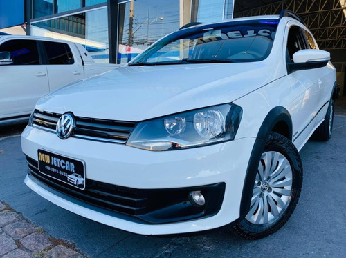 Imagem 1 de 15 de Volkswagen Saveiro 1.6 Mi Highline Cd 8v Flex 2p Manual
