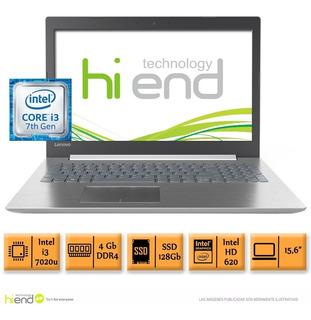 Notebook Lenovo 15.6 Ip 330 I3 7020u 4gb Ssd 128gb Hi End
