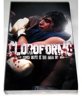 Cloroformo Serie Boxset 4 Dvds Alex Perea Zuria Vega Benavid