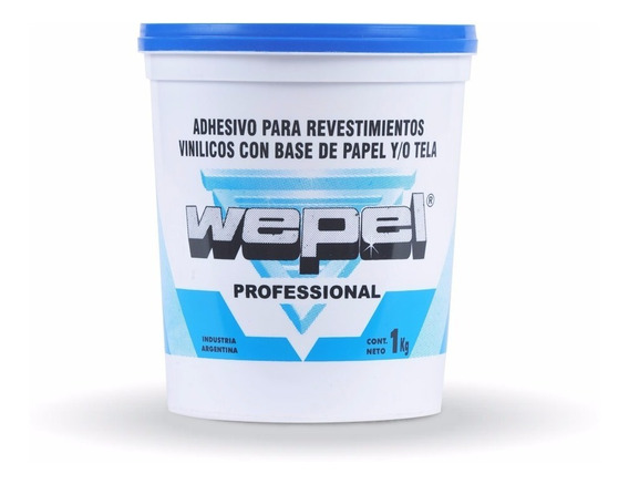 Adhesivo Wepel Profesional Para Papeles X 1 Kg Deco Stock