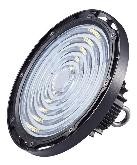 Luminária Led Ufo High Bay Galpão Industrial 200w Real