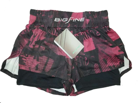 Short Con Calza Marca Big Fine