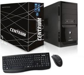 Computador Centrium Elitetop Core I5-8400 4gb Ddr4 500gb W10