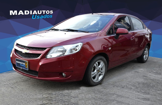 Chevrolet Sail Ltz 1.4 Mecanico Sedan