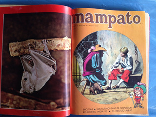 Mampato Coleccion + 250 Revistas Empastadas Tapa Dura