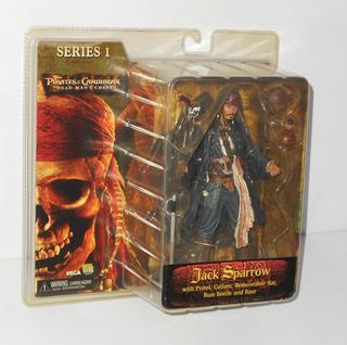 Pirates Of The Caribbean (series 1) - Jack Sparrow - Neca