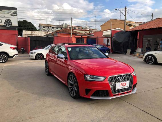 Audi Rs4 4.2 Fsi Avant V8 32v Gasolina 4p S Tronic