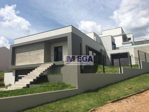Casa Com 4 Dormitórios À Venda, 400 M² Por R$ 2.500.000,00 - Swiss Park - Campinas/sp - Ca2226