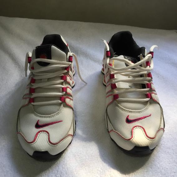 Tênis Nike Shox Nz Feminino - Original Eua - Pouco Usado