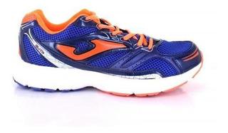 Tenis Para Hombre Joma 603-056797 Color Royal-orange