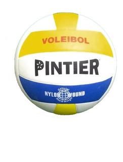 Pelota Voley Pintier Goma Vulcanizada Beach Volley Importada