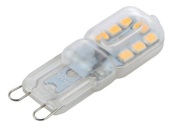 Lâmpada G9 Led Halopin 2w 3000k Branco Quente Save Energy