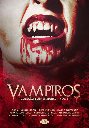 Imagem 1 de 1 de Vampiros Colecao Sobrenatural 01 - Bonellihq Cx327 G21