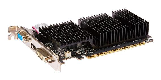 Placa De Vídeo Galax Nvidia Gt 710 Galaxy 1gb Ddr3 64bits