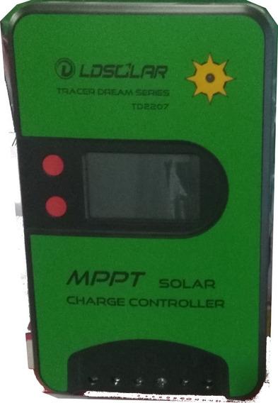 Regulador Solar Mppt Max 20a 12v 24v Td2207