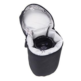 Canon Hoja Lente Caso Bolsa Bolsa 13 * 8.5cm Para Dslr Nikon
