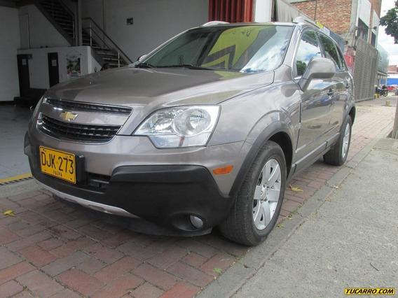 Chevrolet Captiva Sport Full Equipo