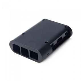 Case Abs Raspberry Pi 2 Pi2 / Pi 3 Pi3 Preto Pronta Entrega