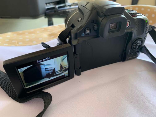 Câmera Canon Power Shot Sx30is